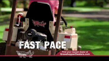 Grasshopper Mowers TV Spot, 'True Zero Turn' - Thumbnail 5