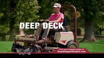 Grasshopper Mowers TV Spot, 'True Zero Turn' - Thumbnail 6