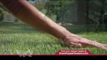 Grasshopper Mowers TV Spot, 'True Zero Turn' - Thumbnail 7