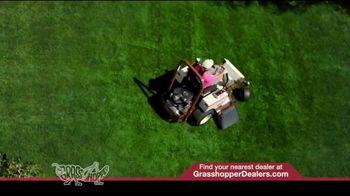 Grasshopper Mowers TV Spot, 'True Zero Turn' - Thumbnail 8