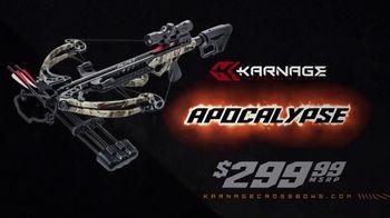 Karnage Crossbows Apocalypse TV Spot, 'Hunting' - Thumbnail 10