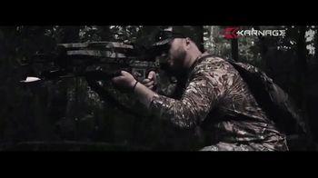 Karnage Crossbows Apocalypse TV Spot, 'Hunting'