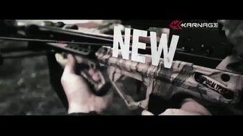 Karnage Crossbows Apocalypse TV Spot, 'Hunting' - Thumbnail 4