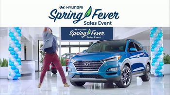 Hyundai Spring Fever Sales Event TV Spot, 'Savings Worth Celebrating' [T2] - Thumbnail 1
