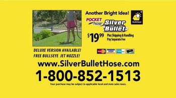 Pocket Hose Silver Bullet TV Spot, 'Hassle-Free' Featuring Richard Karn - Thumbnail 10