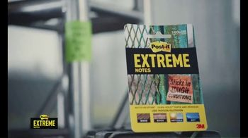 Post-it Extreme Notes TV Spot, 'Build It' Featuring Marty Smith - Thumbnail 2