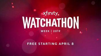 XFINITY Watchathon Week TV Spot, '2019' - Thumbnail 1