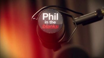Phil in the Blanks TV Spot, 'Real People, Real Talk' - 3 commercial airings