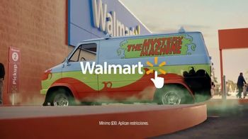Walmart Grocery Pickup TV Spot, 'Famous Cars: Mystery Machine' [Spanish] - Thumbnail 8