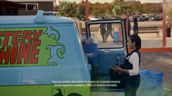 Walmart Grocery Pickup TV Spot, 'Famous Cars: Mystery Machine' [Spanish] - Thumbnail 3