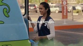 Walmart Grocery Pickup TV Spot, 'Famous Cars: Mystery Machine' [Spanish]