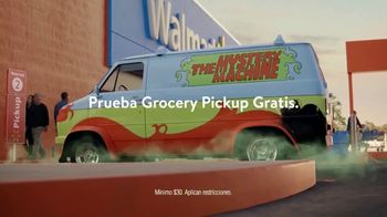 Walmart Grocery Pickup TV Spot, 'Famous Cars: Mystery Machine' [Spanish] - Thumbnail 7