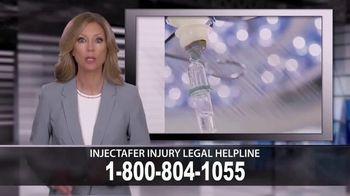 Watts Guerra TV Spot, 'Injectafer Injury Legal Helpline' - Thumbnail 2