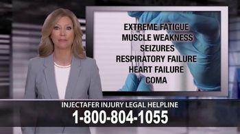 Watts Guerra TV Spot, 'Injectafer Injury Legal Helpline' - Thumbnail 4
