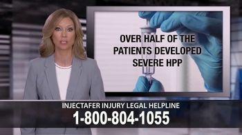 Watts Guerra TV Spot, 'Injectafer Injury Legal Helpline' - Thumbnail 5