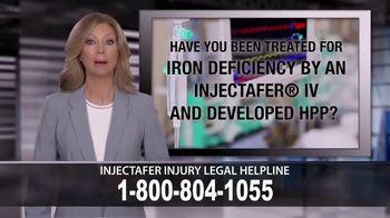 Watts Guerra TV Spot, 'Injectafer Injury Legal Helpline'