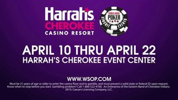 Harrah's Cherokee Casino Resort TV Spot, 'Business Meeting: World Series of Poker' - Thumbnail 10