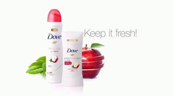 Dove Skin Care Go Fresh Apple & White Tea TV Spot, 'Unexpected Freshness' - Thumbnail 8