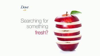Dove Skin Care Go Fresh Apple & White Tea TV Spot, 'Unexpected Freshness' - Thumbnail 1