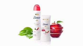 Dove Skin Care Go Fresh Apple & White Tea TV Spot, 'Unexpected Freshness' - Thumbnail 7