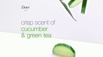 Dove Skin Care Go Fresh Cool Essentials TV Spot, 'Keep It Fresh' - Thumbnail 4