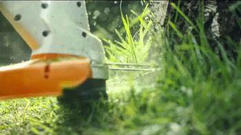 STIHL TV Spot, 'Battery Power: Lawn Orchestra' Song by Nikolai Rimsky-Korsakov - Thumbnail 7