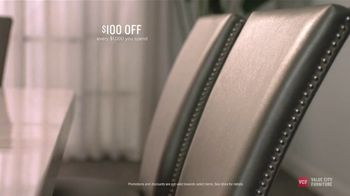 Value City Furniture Spring Coupon Sale TV Spot, '$100 Off' - Thumbnail 7