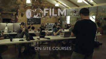 Film the Hunt TV Spot, 'Interactive Video Courses' - Thumbnail 1