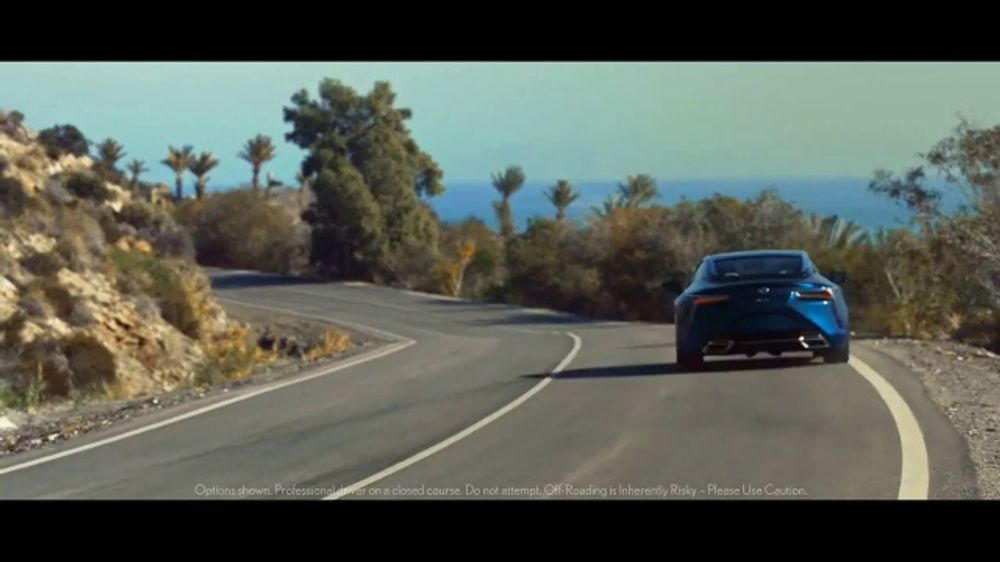 Invitation to Lexus Sales Event TV Commercial, 'Higher Standard' [T2]