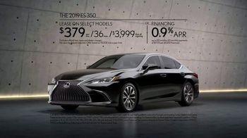Invitation to Lexus Sales Event TV Spot, 'Higher Standard' [T2] - Thumbnail 8