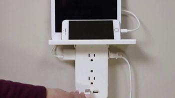 Socket Shelf TV Spot, 'Add a Shelf to Any Outlet: $29.99'