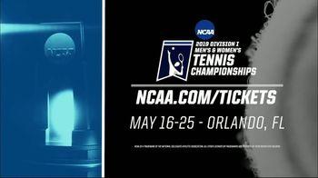 NCAA TV Spot, '2019 Division I Men's & Women's Tennis Championships' - Thumbnail 9