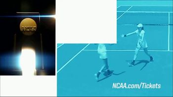 NCAA TV Spot, '2019 Division I Men's & Women's Tennis Championships' - Thumbnail 5