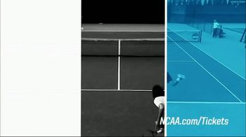 NCAA TV Spot, '2019 Division I Men's & Women's Tennis Championships' - Thumbnail 6