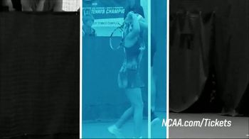 NCAA TV Spot, '2019 Division I Men's & Women's Tennis Championships' - Thumbnail 7