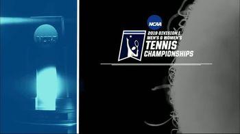 NCAA TV Spot, '2019 Division I Men's & Women's Tennis Championships' - Thumbnail 8
