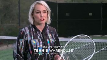Tennis Warehouse TV Spot, \'Tennis Style: Bethanie Mattek-Sands + Lucky in Love Disco Ace\'