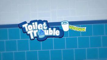 Toilet Trouble Flushdown TV Spot, 'Race' - Thumbnail 3
