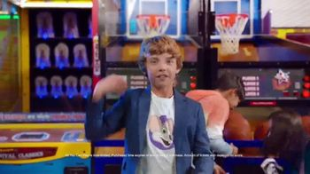 Chuck E. Cheese's All You Can Play TV Spot, 'Kids Call the Shots' - Thumbnail 8
