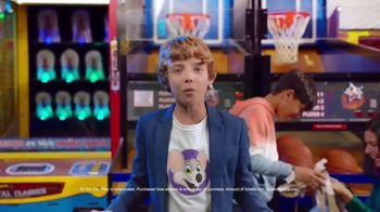 Chuck E. Cheese's All You Can Play TV Spot, 'Kids Call the Shots'