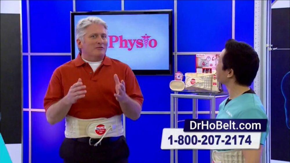 DR-HO's Back Relief Belt TV Commercial, 'Back Pain Solution'