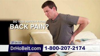DR-HO's Back Relief Belt TV Spot, 'Back Pain Solution' - Thumbnail 1
