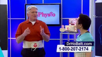 DR-HO's Back Relief Belt TV Spot, 'Back Pain Solution'