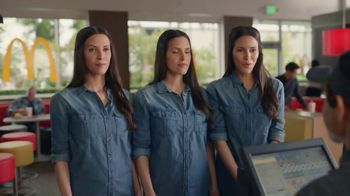McDonald\'s $1 $2 $3 Dollar Menu TV Spot, \'Ramirez Triplets\'
