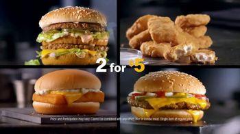 McDonald's $1 $2 $3 Dollar Menu TV Spot, 'Ramirez Triplets' - Thumbnail 9