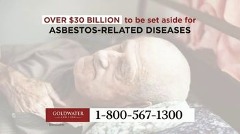 Goldwater Law Firm TV Spot, 'Lung Cancer Victims' - Thumbnail 1