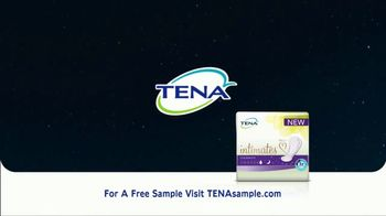 TENA Intimates Overnight TV Spot, 'Motorcycle: Free Sample' - Thumbnail 9