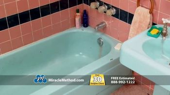 Miracle Method TV Spot, 'Ugly Bathtubs and Showers: Refinish' - Thumbnail 2