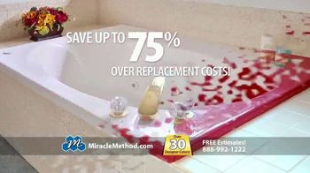 Miracle Method TV Spot, 'Ugly Bathtubs and Showers: Refinish' - Thumbnail 5