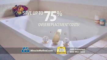 Miracle Method TV Spot, 'Ugly Bathtubs and Showers: Refinish' - Thumbnail 6